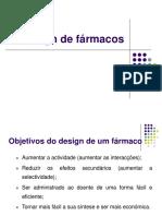 Design de fármacos