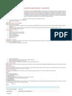 Metodologia de Tasación Maquinaria y Equipos
