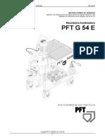 PFT G54 E