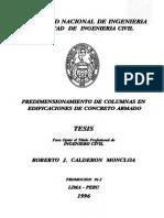 Calderon_rm METODO DEL Dr Yamashiro Dimensionamiento de Columnas
