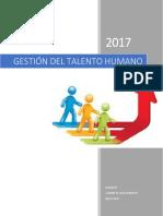 Compensaciones y Beneficios-gestion Talento2017ii