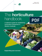 The Horticulture Handbook