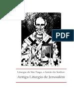 A Influencia Da Liturgia de Jerusalem Sobre as Outras Igrejas