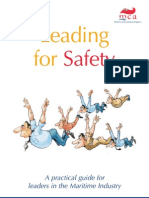 Leading for Safety