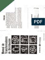 Manual de Transformadores GE