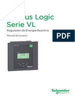 Manual de Usuario Varplus Logic Serie VL_ES