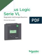 Manual de Usuario Varplus Logic Serie VL_ES