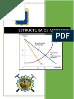 Estructura de Mercado Monografia