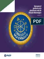 13 M3_ GuiaDocentes Para La Plataforma