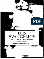 LORING, J., Los evangelios. 200 dudas resueltas. Planeta, 2002.pdf