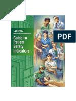 Indikator Pasien Safety