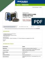 1036632-Equipo Corte Plasma Cutmaster True