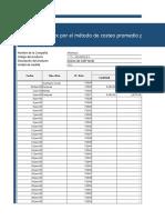 Forvm Plantilla Kardex Inventario