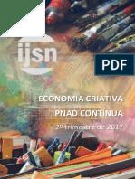 Economia Criativa 2Trimestre 2017