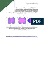 Electronegatividad Del Carbono en Función de Su Hibridación