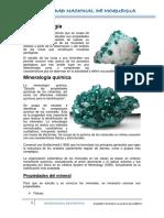 La Mineralogía
