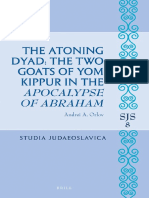 [Andrei a. Orlov] the Atoning Dyad the Two Goats (B-ok.org)