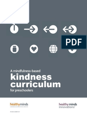 Kindness Curriculum Shown To Improve >> Kindness Curriculum Mindfulness Self Improvement