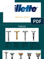 Ejercicio Gillette n°8- Grupo 8