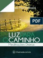 Luz Para o Caminho - Meditacoes - William MacDonald.pdf