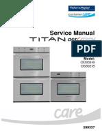 Titan Aerotech Oven Service Manual