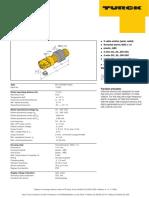 08 Inductive Sensor Bi10 p30sr Fz3x2 En