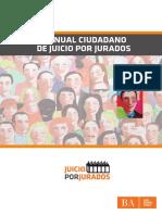 Manual-Juicio Por Jurados - Ministerio de Justicia