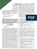 Decreto Supremo Que Establece El Programa Nacional Platafor Decreto Supremo n 013 2017 Midis 1562709 1