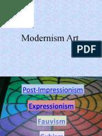 Modernism Art