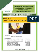 1.Terciarizacion - Cadena