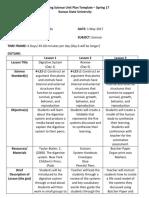 science unit plan final copia