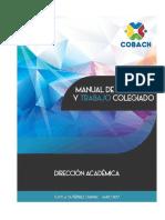 Manual de Academias y Trabajo Colegiado