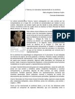 Relación Entre Los Tairona y La Naturaleza Representada en La Cerámica