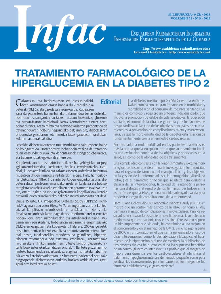 dieta para la diabetes cadth