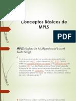 Conceptos Básicos de MPLS