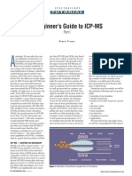 ICP-MS Beginners Guide