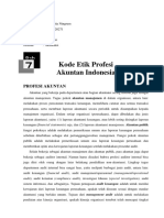 Etika Profesi Bab 7