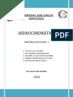 Final Hidrocinematica