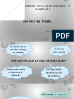 Maq 2 Presentacion Servidores Blades 2da Exposicion