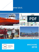 Brochure Doig Marine