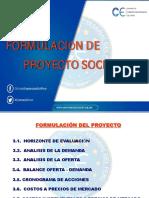 3. Formulación PMI