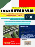 Brochure de Ingeniería Vial
