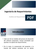3 - Ingenieria de Requerimientos