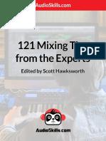 121 Mixing Tips
