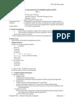 RPP - Merakit PC.doc