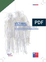 Victimas de delito en Chile