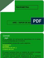 1.0 Psicrometria VCZ