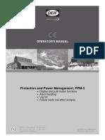 PPM-3 Operators Manual 4189340673 UK