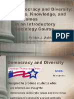 Democracy and Diversity2