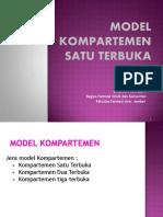 Model Komp. Satu Data Darah IV